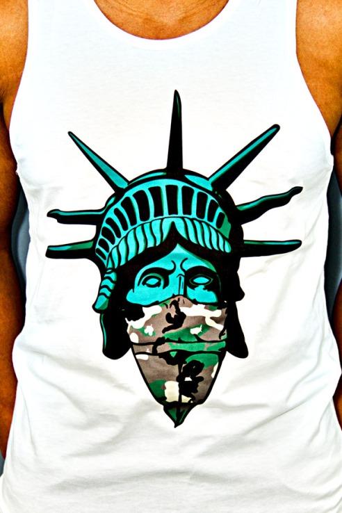 Statue of Liberty Camo